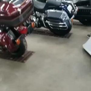 fxrd at colorado motorcycle expo