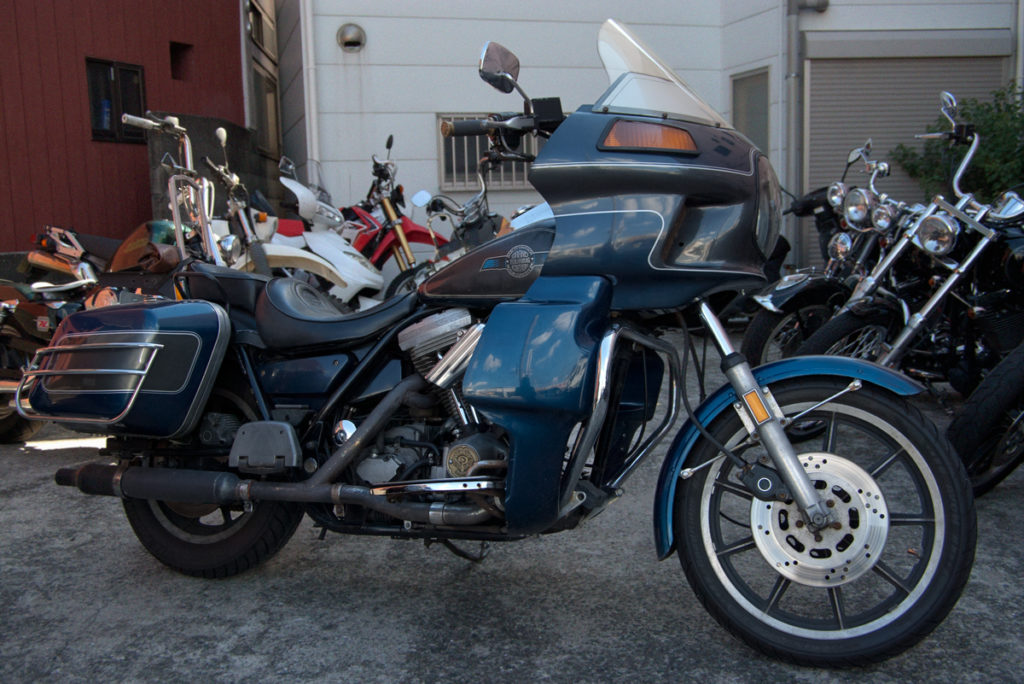 Harley-Davidson 1986 FXRD Grand Touring