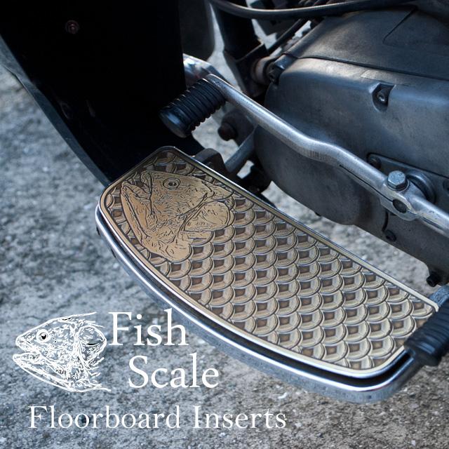 FXRD FXRP FLH fishscale floorboard inserts