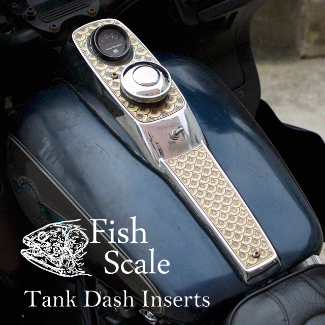 FXR tank dash inserts